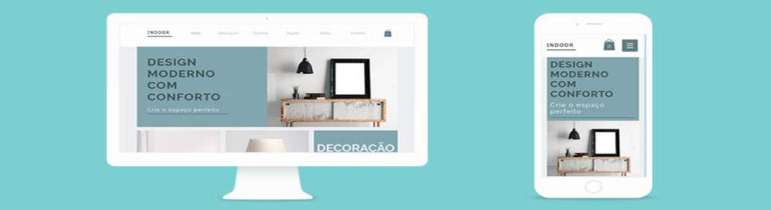 Como Criar um Site - Construtor de Sites