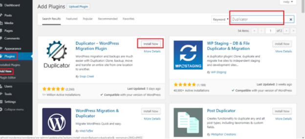Como migrar o WordPress localhost para servidor ativo