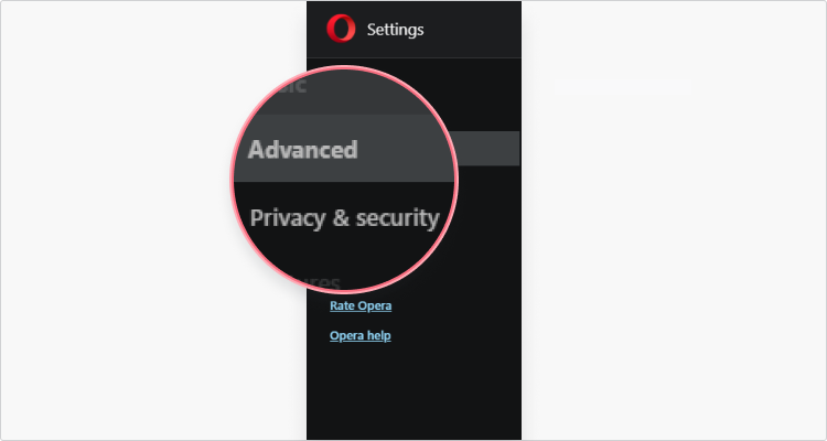 guia Privacidade e segurança